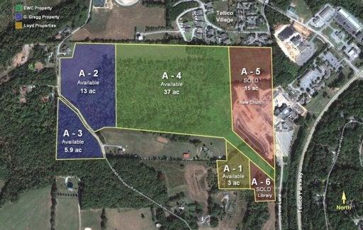 Земля для того Продажа на Watt Cemetery Road Loudon, Теннесси 37774 Соединенные Штаты