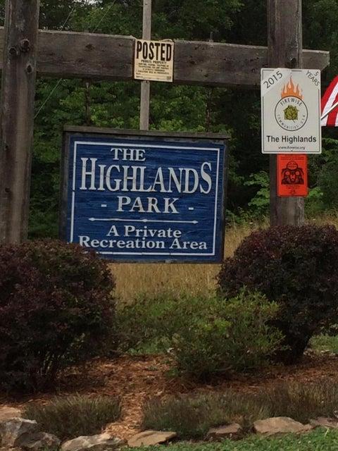 Terrain pour l Vente à Highland Trace Road Highland Trace Road Sharps Chapel, Tennessee 37866 États-Unis