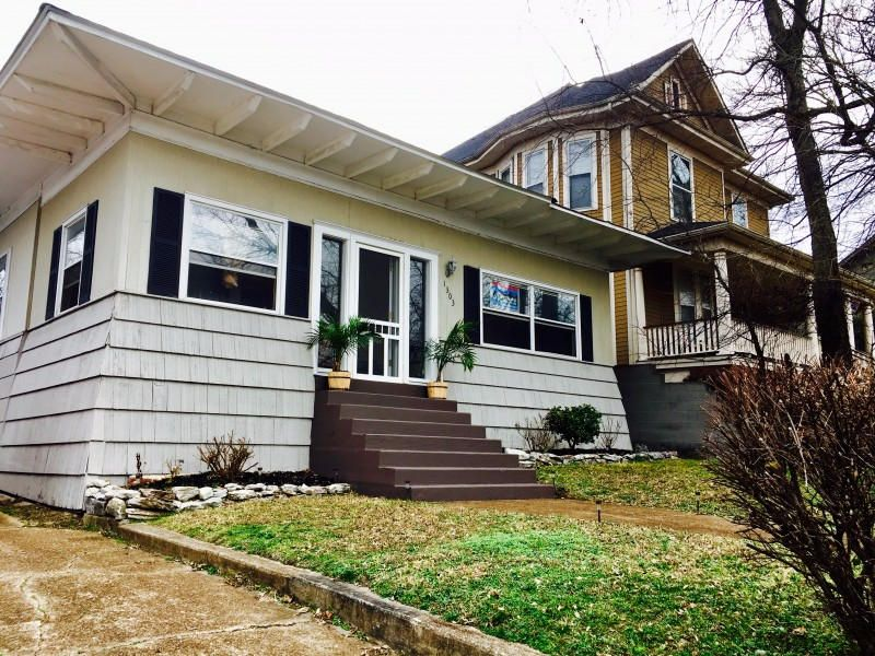 Single Family Home for Sale at 1303 Bailey Avenue Chattanooga, Tennessee 37404 United States
