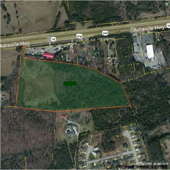Commercial for Sale at Asheville Hwy Asheville Hwy Knoxville, Tennessee 37924 United States