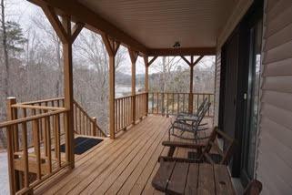 Maison unifamiliale pour l Vente à 284 Ridgeland Pt. 284 Ridgeland Pt. Sharps Chapel, Tennessee 37866 États-Unis