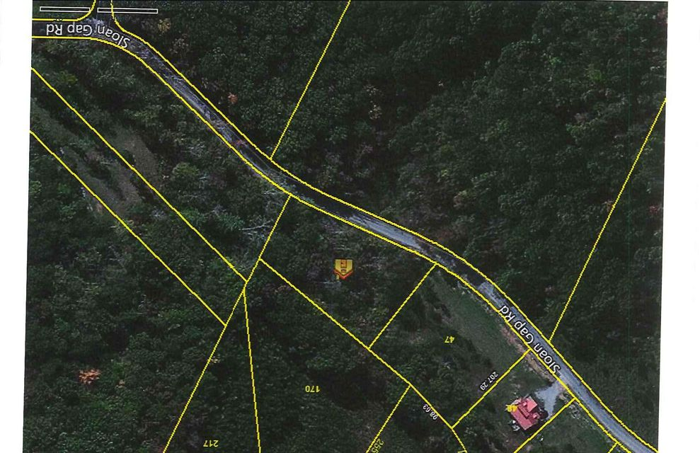 Land for Sale at 1495 Sloan Gap Road Ocoee, Tennessee 37361 United States