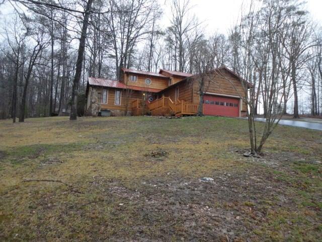 Частный односемейный дом для того Продажа на 234 N Circle Drive Caryville, Теннесси 37714 Соединенные Штаты