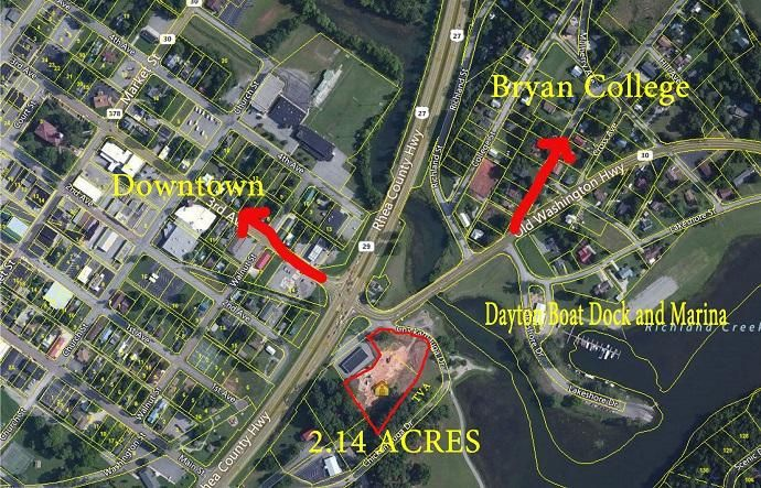 Land for Sale at Address Not Available Dayton, Tennessee 37321 United States