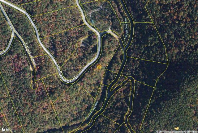 Land for Sale at 12.22 Ac Phillips Ford Road Crawford, Tennessee 38554 United States
