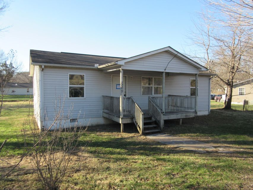 Single Family Home for Sale at 569 Market Street Crab Orchard, Tennessee 37723 United States