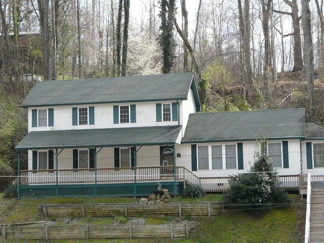 Maison unifamiliale pour l Vente à 331 Colwyn Avenue Cumberland Gap, Tennessee 37724 États-Unis