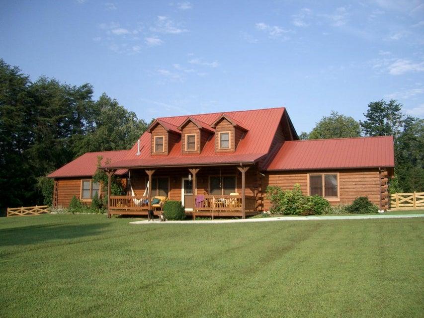 Частный односемейный дом для того Продажа на 3168 Martha Washington Road Clarkrange, Теннесси 38553 Соединенные Штаты