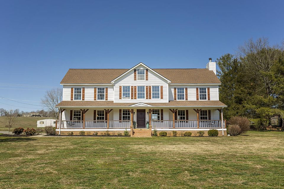 Single Family Home for Sale at 2116 County Road 700 Riceville, Tennessee 37370 United States