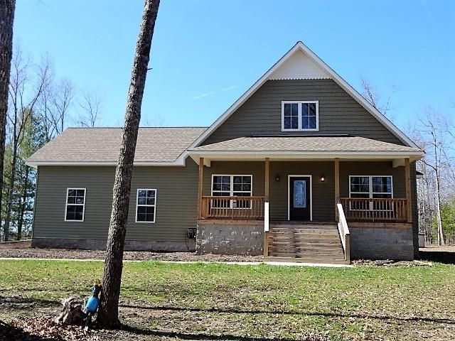 Single Family Home for Sale at 294 Clarence Lee Road Lancing, Tennessee 37770 United States