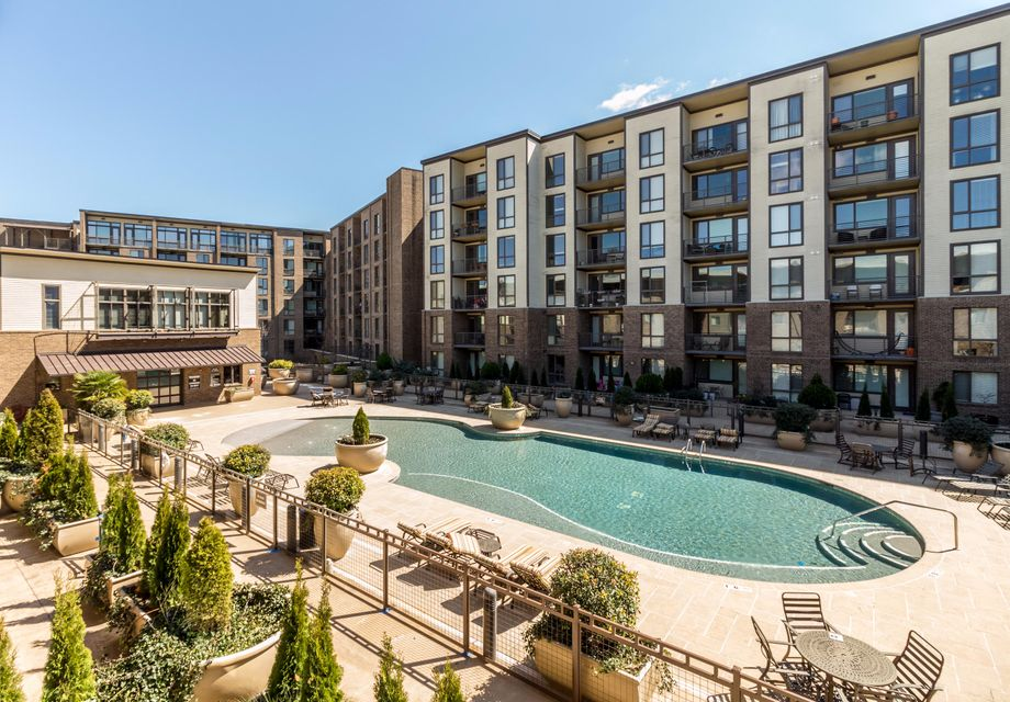 Condominium for Sale at 200 Manufacturers #342 Road Chattanooga, Tennessee 37405 United States