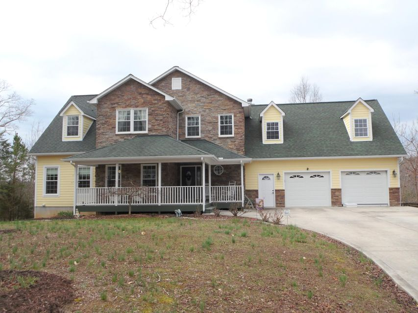 Single Family Home for Sale at 249 Stony Rock Lane Jacksboro, Tennessee 37757 United States