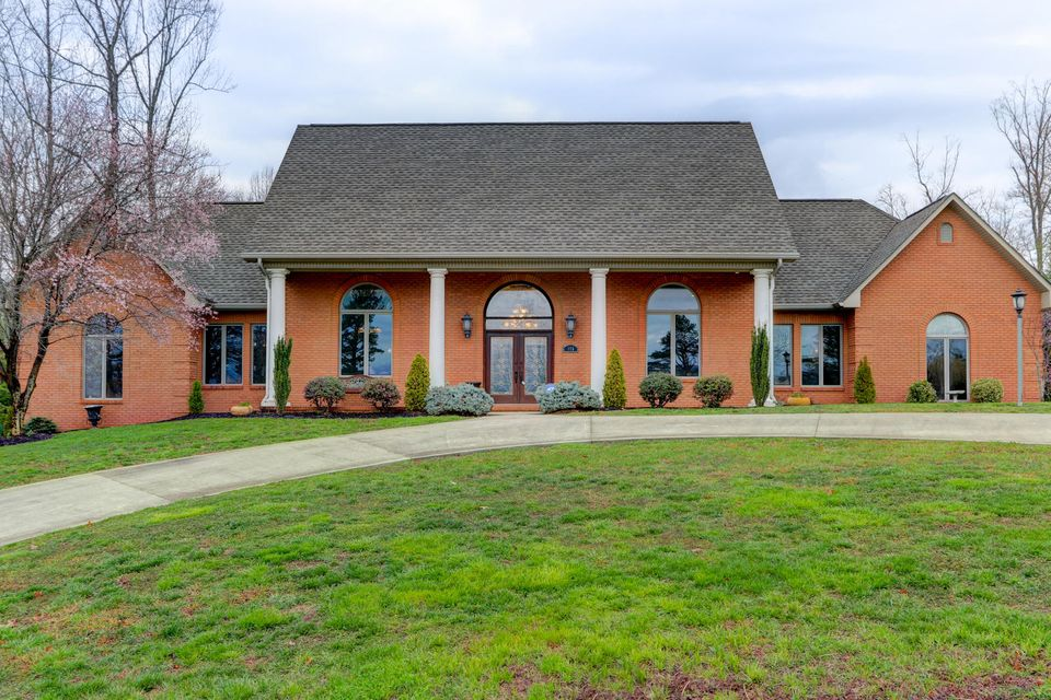 Single Family Home for Sale at 155 Huntington Drive Maynardville, Tennessee 37807 United States