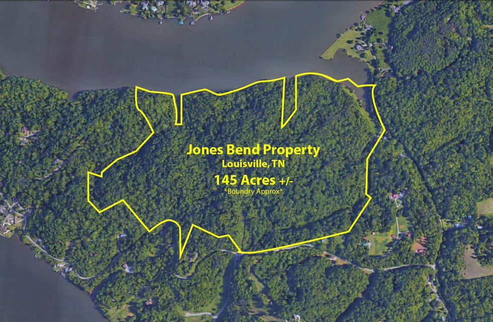 Land for Sale at Jones Bend Road Louisville, Tennessee 37777 United States