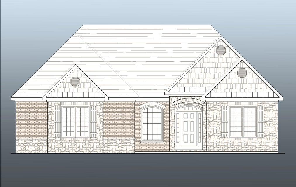 Частный односемейный дом для того Продажа на 125 Canaly Lane Loudon, Теннесси 37774 Соединенные Штаты