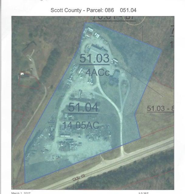 Terreno por un Venta en Baker Hwy Huntsville, Tennessee 37756 Estados Unidos