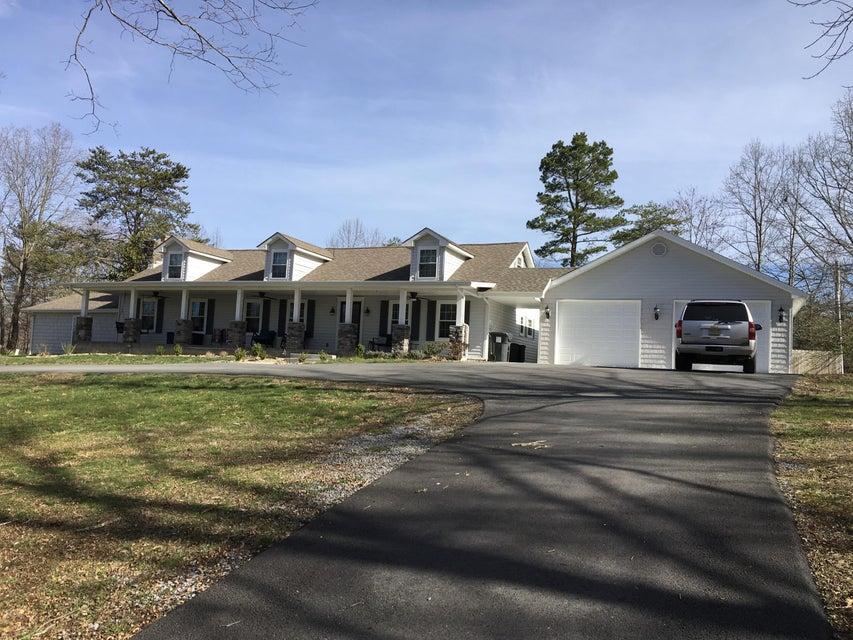 Частный односемейный дом для того Продажа на 130 Truman Court Harrogate, Теннесси 37752 Соединенные Штаты