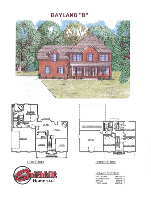Single Family Home for Sale at Running Brook Drive Strawberry Plains, Tennessee 37871 United States