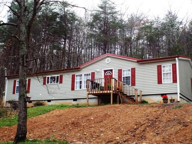 Single Family Home for Sale at 252 Paris Branch Road Benton, Tennessee 37307 United States
