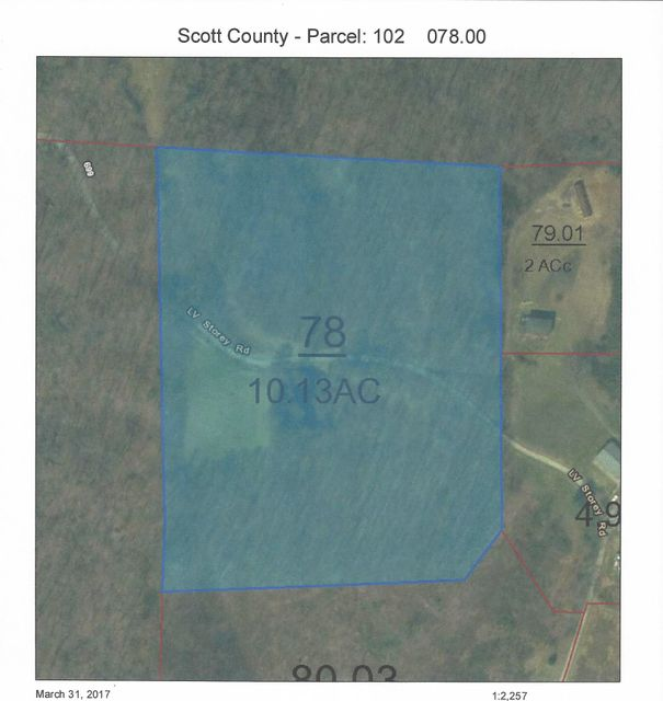 Land for Sale at L V Storey Road Robbins, Tennessee 37852 United States