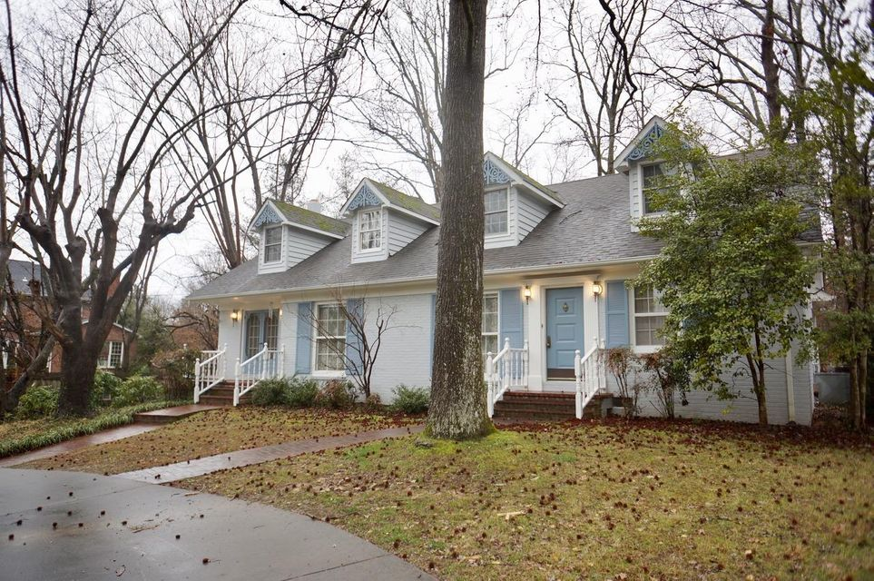 Single Family Home for Sale at 544 Terrace Hill Road Cookeville, Tennessee 38501 United States