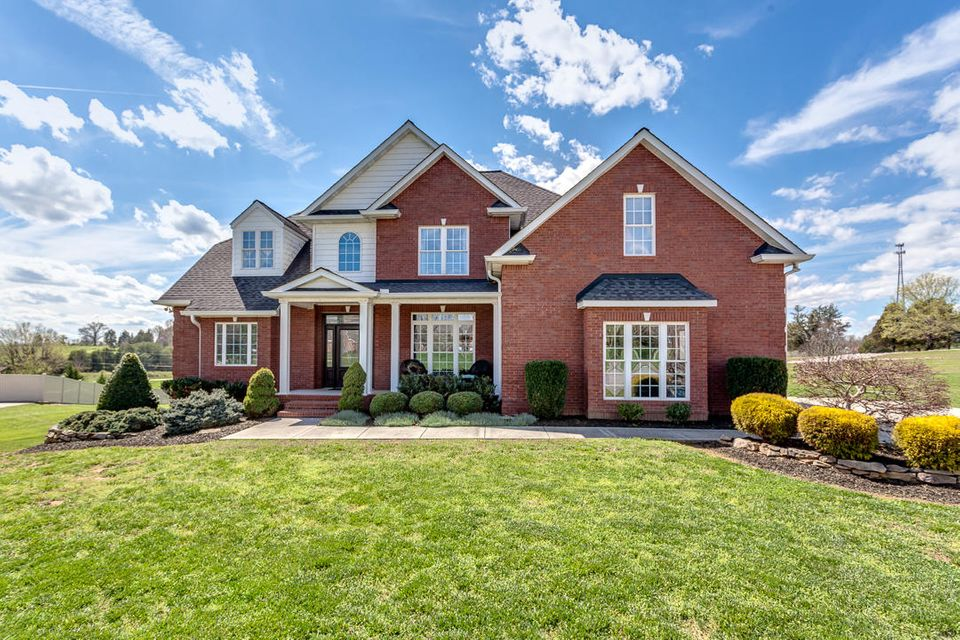 Single Family Home for Sale at 7223 Sam Bob Lane Corryton, Tennessee 37721 United States