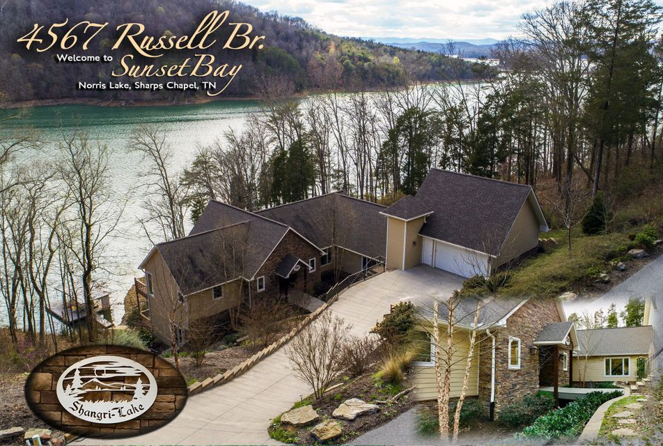 Single Family Home for Sale at 4567 Russell Brothers Sharps Chapel, Tennessee 37866 United States