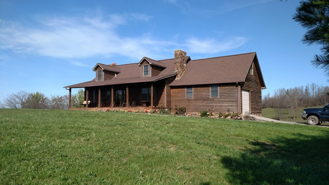 Maison unifamiliale pour l Vente à 327 Leabow Hollow Road New Tazewell, Tennessee 37825 États-Unis