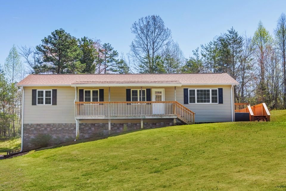 Single Family Home for Sale at 10451 Steekee Creek Road Philadelphia, Tennessee 37846 United States