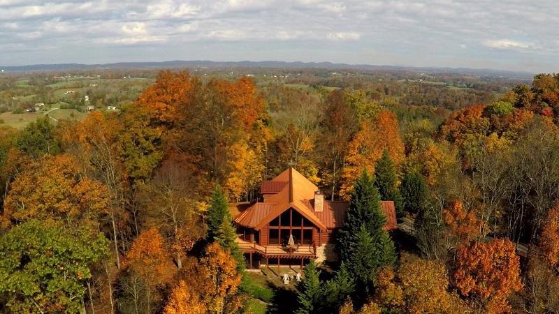 Частный односемейный дом для того Продажа на 1151 Laurel Fork Road Walland, Теннесси 37886 Соединенные Штаты