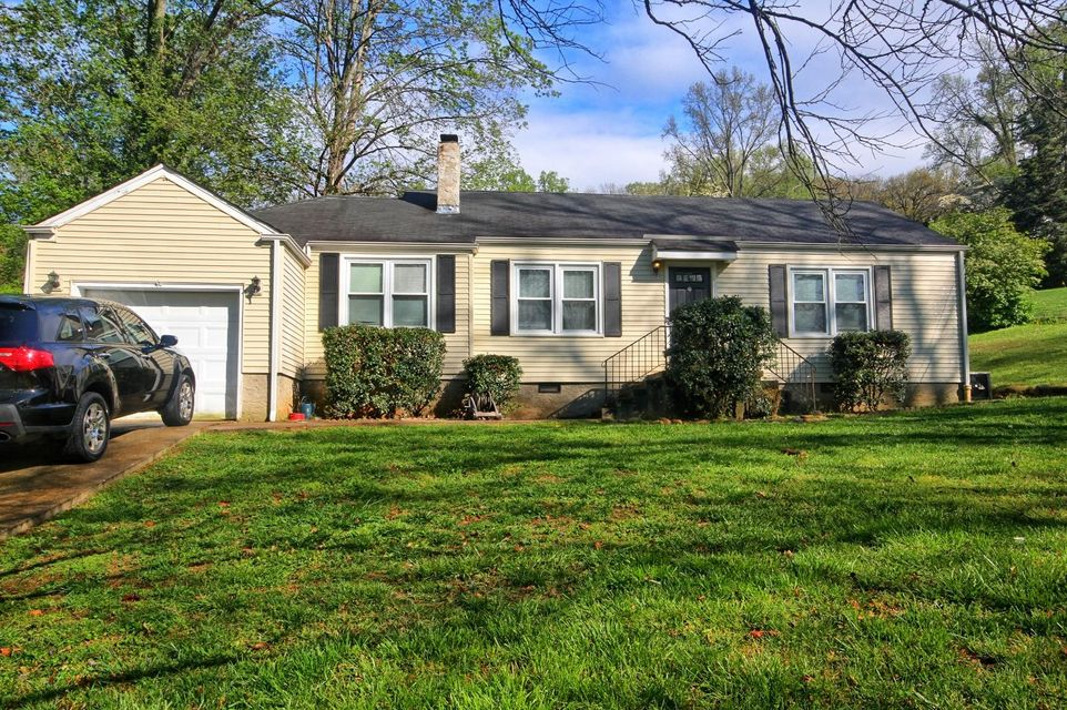 Single Family Home for Sale at 201 Forsythe Street 201 Forsythe Street Chattanooga, Tennessee 37415 United States
