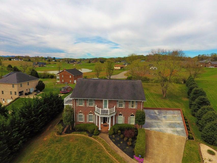 Maison unifamiliale pour l Vente à 316 Goldenrod Lane Greeneville, Tennessee 37745 États-Unis