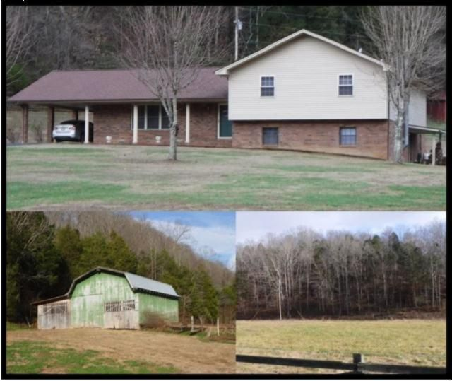 Maison unifamiliale pour l Vente à 161 Scott Hollow Road Celina, Tennessee 38551 États-Unis