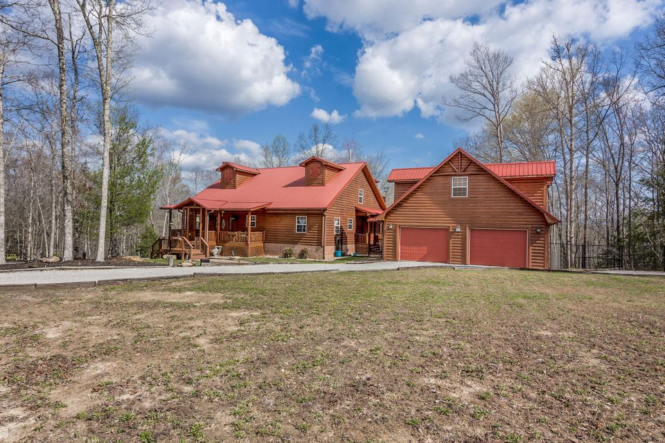 Single Family Home for Sale at 153 Emory View Road Lancing, Tennessee 37770 United States