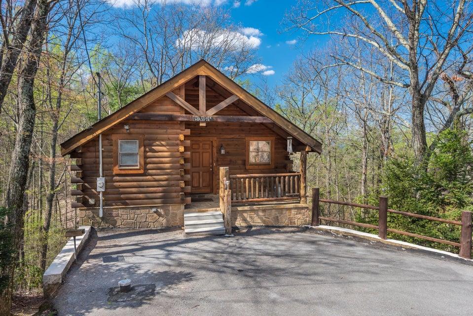 Casa Unifamiliar por un Venta en 1736 Silver Poplar Lane Sevierville, Tennessee 37876 Estados Unidos