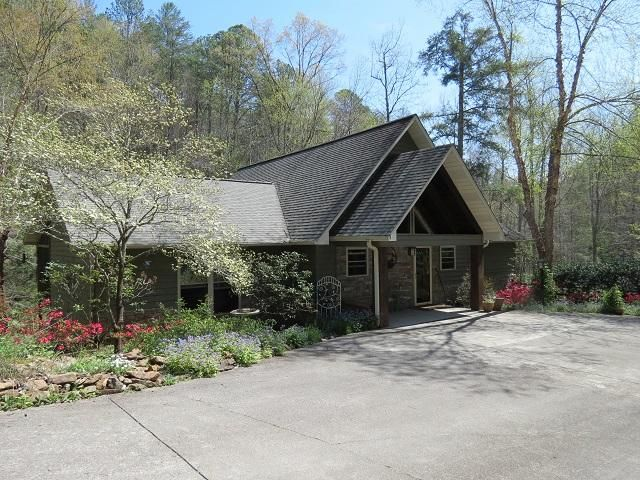 Maison unifamiliale pour l Vente à 2198 Oakwood Road Walland, Tennessee 37886 États-Unis