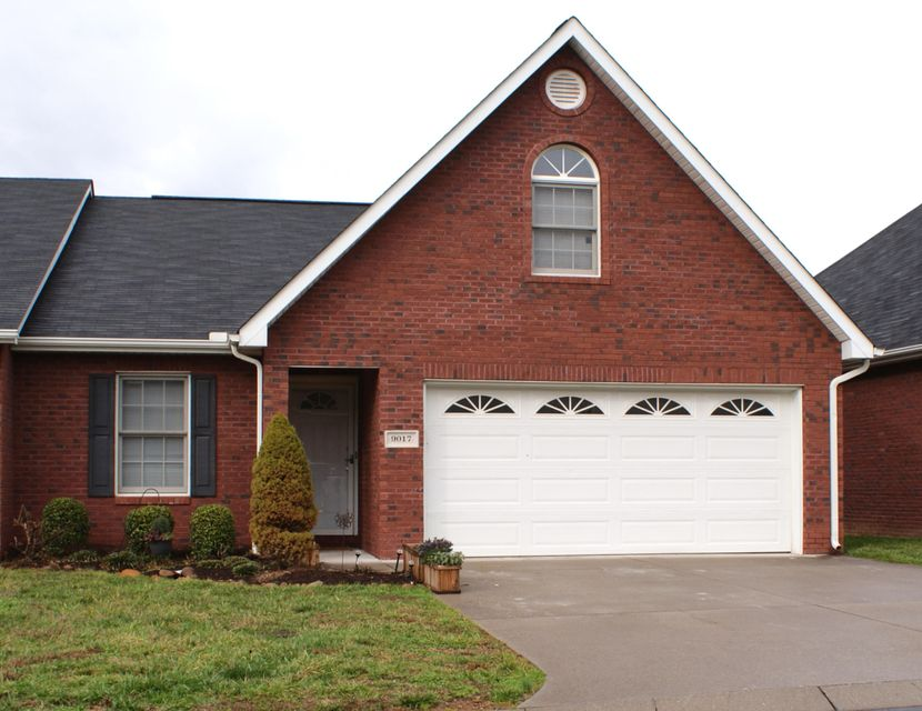 Maison unifamiliale pour l Vente à 9017 Rocky Ridge Way Knoxville, Tennessee 37924 États-Unis