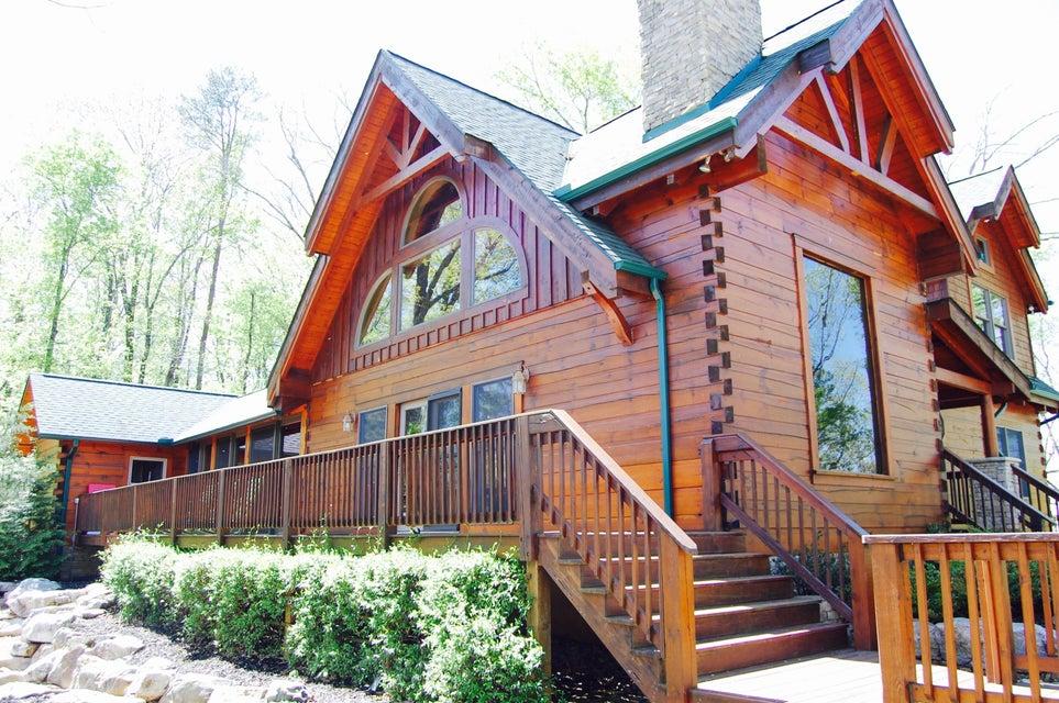 Частный односемейный дом для того Продажа на 299 Mountain Ridge Way Walland, Теннесси 37886 Соединенные Штаты