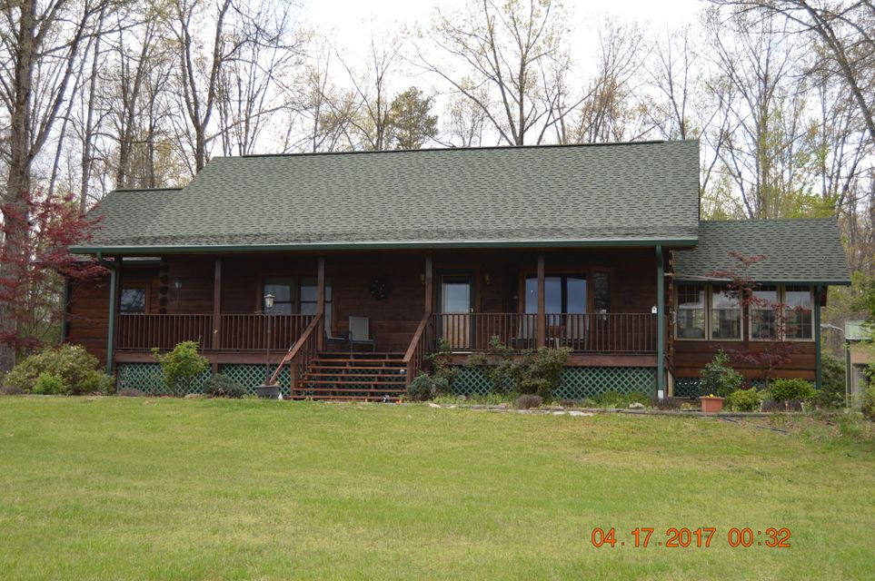 Single Family Home for Sale at 1171 Deer Lodge Hwy Clarkrange, Tennessee 38553 United States