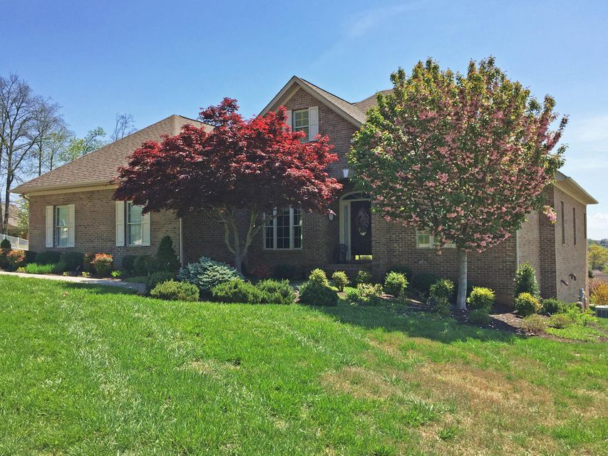 Single Family Home for Sale at 1132 Hickory View Drive Morristown, Tennessee 37814 United States