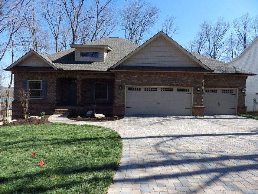 Частный односемейный дом для того Продажа на 111 Chogi Way 111 Chogi Way Loudon, Теннесси 37774 Соединенные Штаты