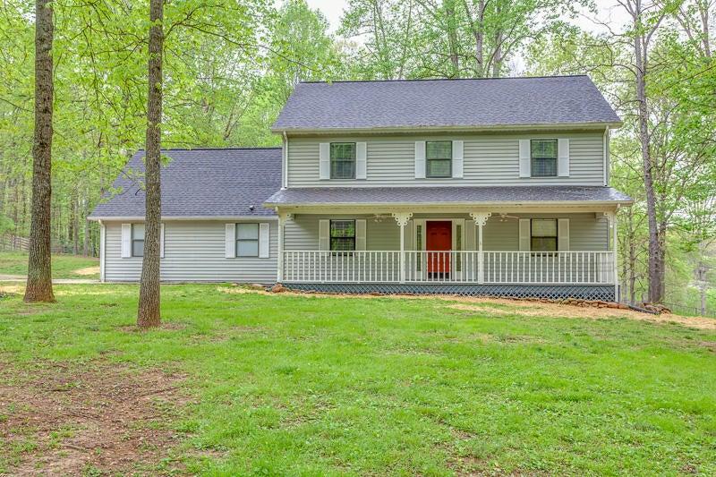 Maison unifamiliale pour l Vente à 3511 Pilgrim Lane Mascot, Tennessee 37806 États-Unis