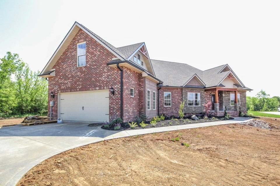 Частный односемейный дом для того Продажа на 1301 Edenbridge Drive Alcoa, Теннесси 37701 Соединенные Штаты