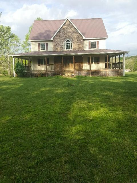 Single Family Home for Sale at 515 Henry Road 515 Henry Road Sunbright, Tennessee 37872 United States