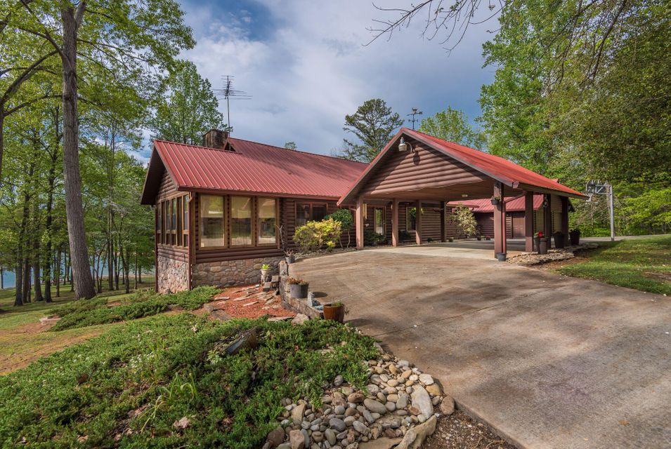 Single Family Home for Sale at 120 Shore Loop 120 Shore Loop Andersonville, Tennessee 37705 United States
