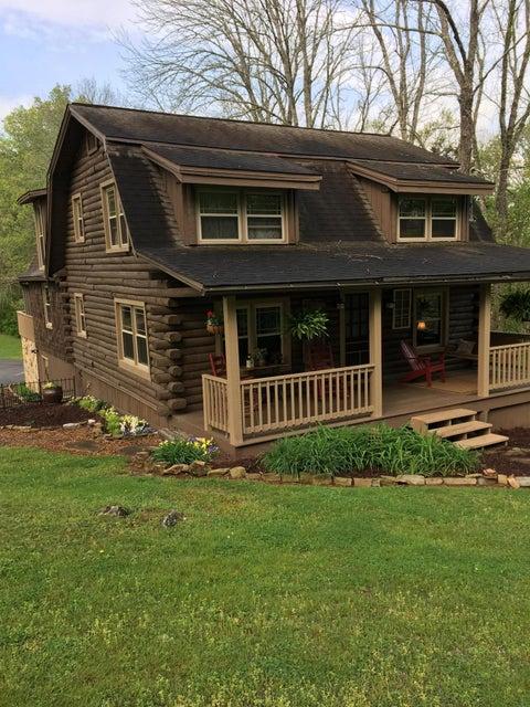 Частный односемейный дом для того Продажа на 4803 Jones Road 4803 Jones Road Knoxville, Теннесси 37918 Соединенные Штаты