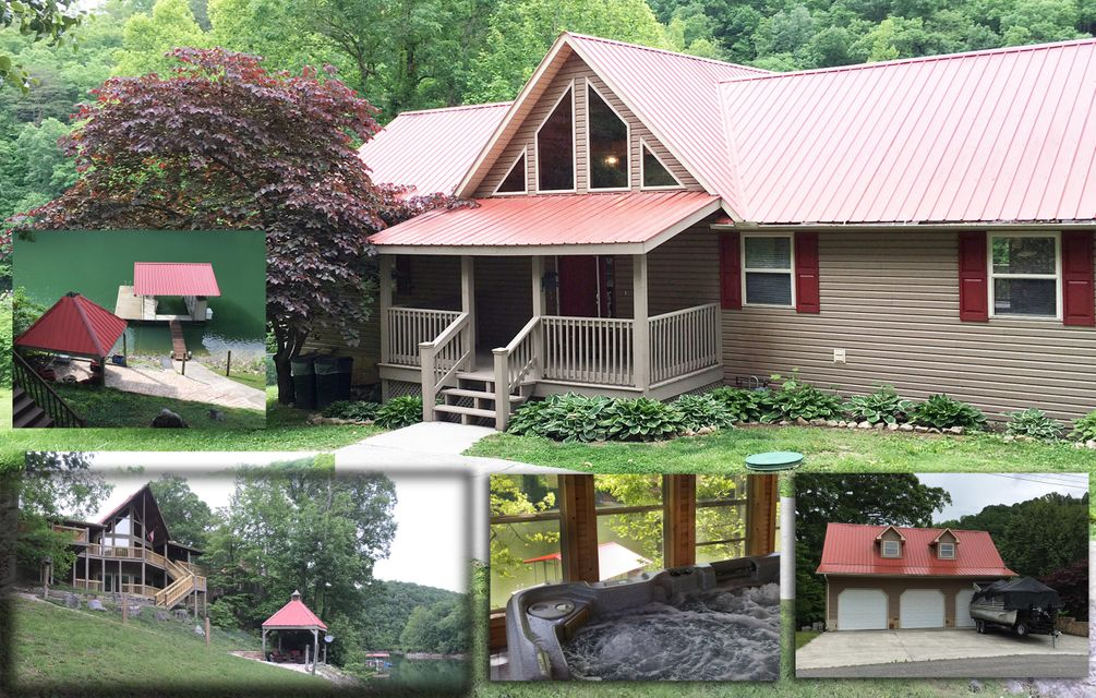 Single Family Home for Sale at 429 Clear Lake Drive Jacksboro, Tennessee 37757 United States
