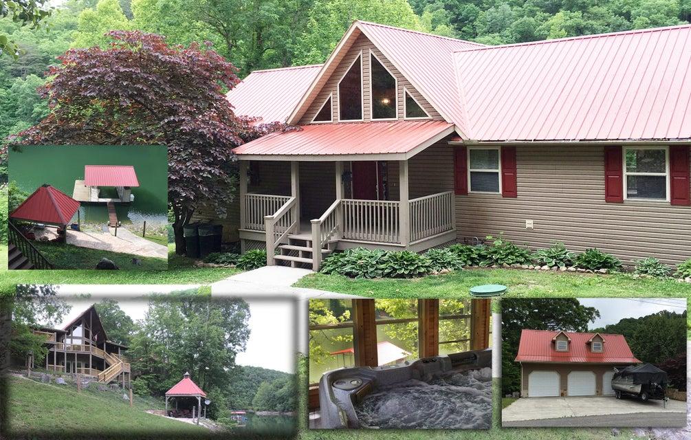 Casa Unifamiliar por un Venta en 429 Clear Lake Drive Jacksboro, Tennessee 37757 Estados Unidos