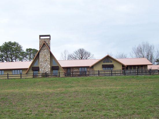 Maison unifamiliale pour l Vente à 880 Burning Bush Way Newport, Tennessee 37821 États-Unis