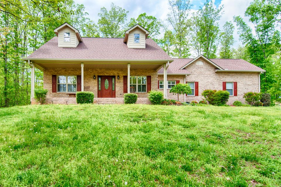 Single Family Home for Sale at 4525 Glennora Drive Walland, Tennessee 37886 United States